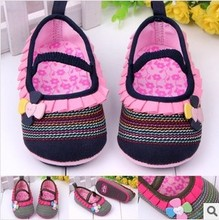 2014 babyshoes quality children shoes baby shoes four flower baby toddler shoes princess shoes