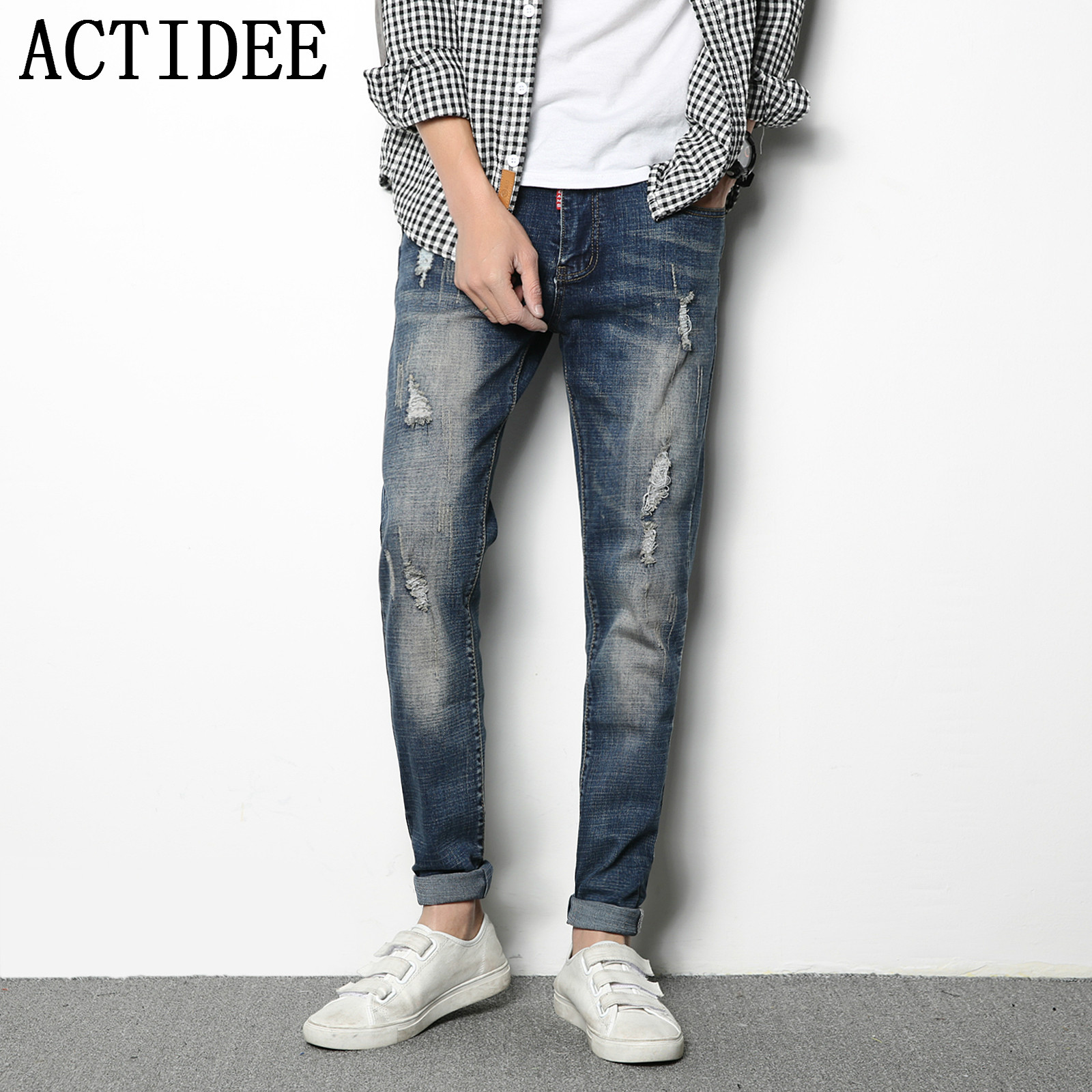 Popular Lightweight Jeans Men-Buy Cheap Lightweight Jeans Men lots ...