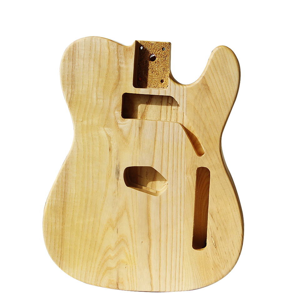 2017 new electric guitar body natural maple guitar body guitar accessories in guitar parts. Black Bedroom Furniture Sets. Home Design Ideas