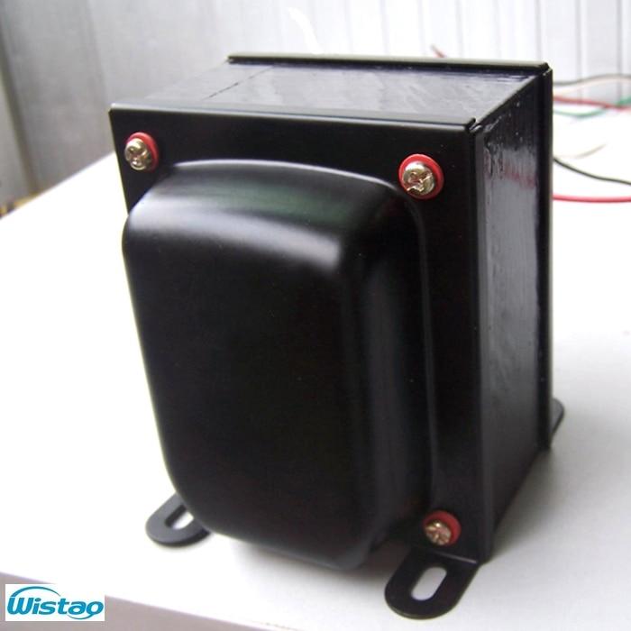 30W Tube Amplifier Output Transformer Single-ended Z11 Annealed Silicon  Steel EI 300B 2A3 2A3EL156 KT88 FU13 Audio HIFI DIY