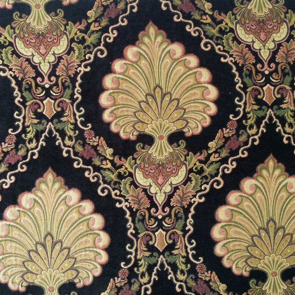 Drapery Curtain Fabric