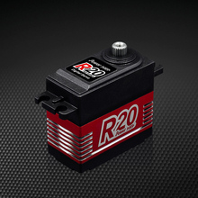 Power HD R20  High Performance 20Kg 0.085s High-Speed Metal Gear High Voltage Servo