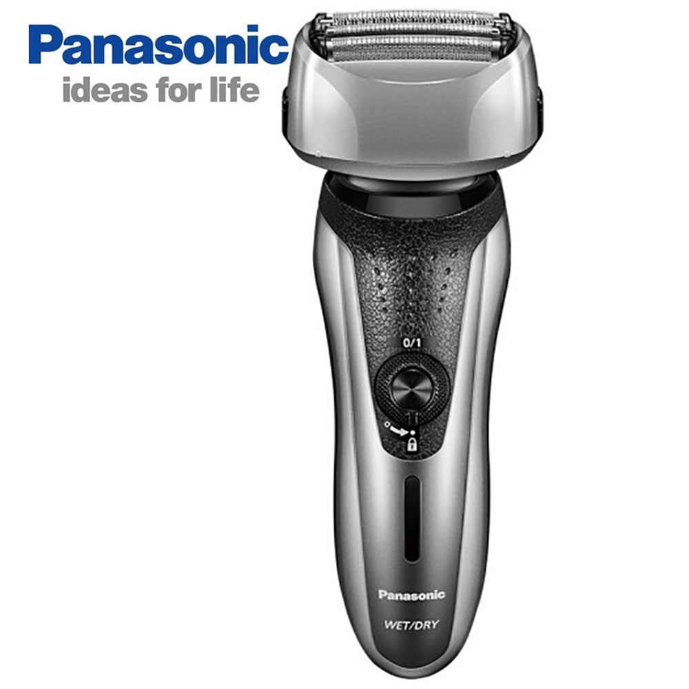 Panasonic smart 4 cutter head electric shaver razor with fast charging ES-RF31-S405 light gray support dry and wet for men panasonic es rf31 s405 электробритва