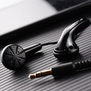 Image 4 - QianYun Qian25 dans loreille écouteur écouteurs dynamique tête plate écouteurs basse HIFI écouteurs pour iphone 6s pour xiaomi mi5 téléphones PC mp3