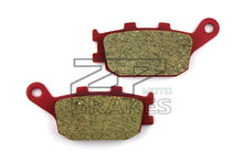 Motorcycle parts Ceramic Brake Pads Fit HONDA CBR 900 RRY/RR1 Fireblade 2000-2001 Rear OEM NEW Red Composite Free shipping