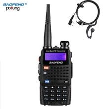 Baofeng UV 5RC Walkie Talkie Ham 2 Twee Manier VHF UHF CB Radio Station Transceiver Boafeng Amador Scanner Draagbare Handige Woki toki