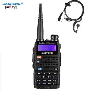 Image 1 - Baofeng UV 5RC Walkie Talkie Ham 2 Two Way VHF UHF CB Radio Station Transceiver Boafeng Amador Scanner Portable Handy Woki Toki