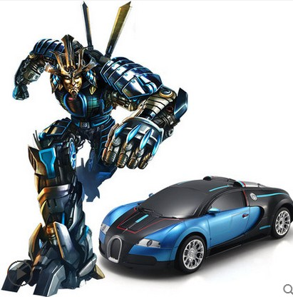 Electric remote control deformation car transformers toys bumblebee autobots deformation toys king kong 4 boy toy robot