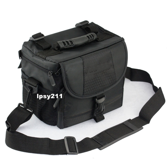 Плечо Водонепроницаемый DSLR Камеры Сумка Для Nikon D90 D3200 D3300 D3100 D3000 D5300 D5200 D5100 D5000 D7100 D7000 D300 D610 D800