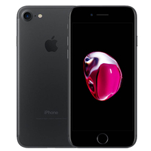 Unlocked Original Apple iPhone 7 / iPhone 7 Plus Quad-core Mobile phone 12.0MP camera 32G/128G/256G Rom IOS Fingerprint phone(China)