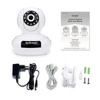 Sricam Baby Monitor SP019 Nirkabel Ip Kamera 1080P Wifi Indoor P2P PT TF Kartu Rumah Keamanan Pengawasan Cam