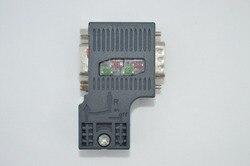 OEM 6ES7972 0BB52 0XA00  6ES7 972 0BB52 0XA0 Profibus złącze  z nadrukiem PG port  90 stopni krokusy cena fabryczna  nowy mają w magazynie|Złącza|Lampy i oświetlenie -
