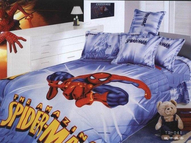 Spiderman Sheet Set Twin Great Spiderman Comforter Bedding Set Twin Full Queen Cartoon For Kids