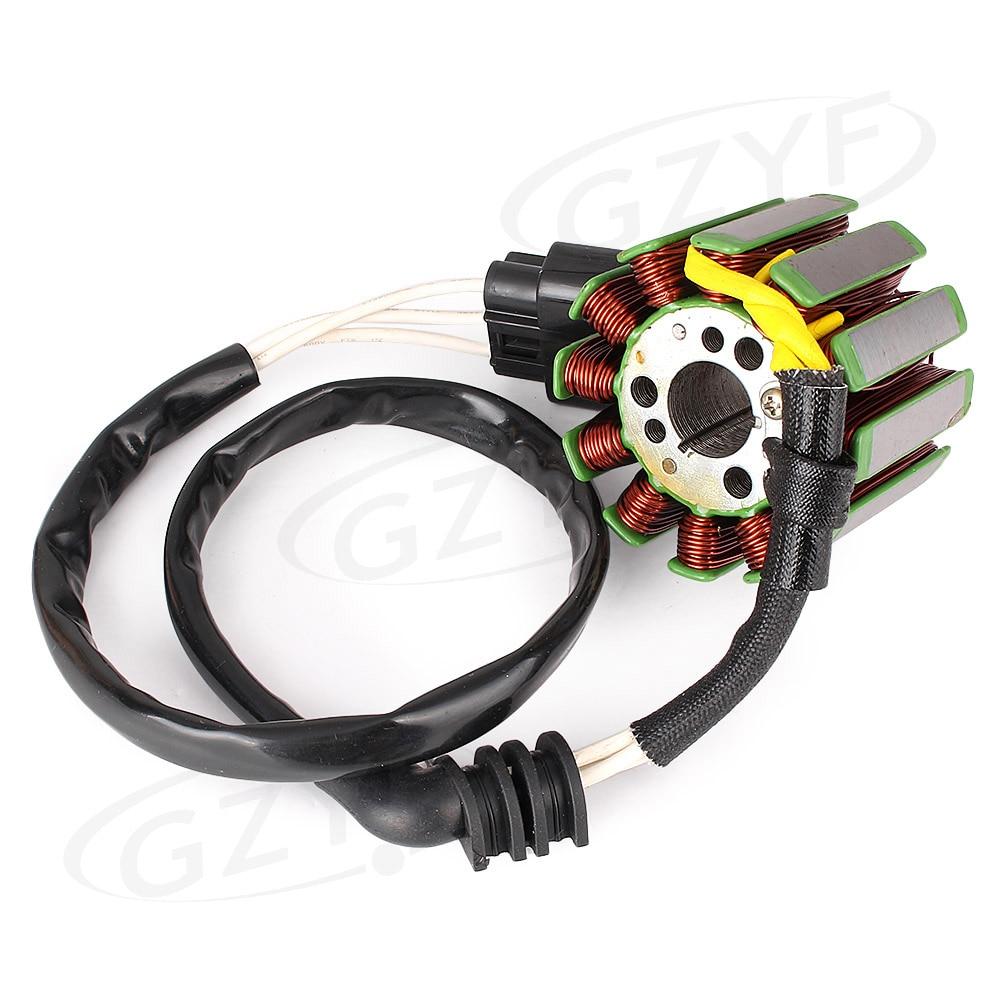 For Yamaha YZF R1 2004-2008 FZ1 2006-2010 Magneto Engine Stator Generator Coil