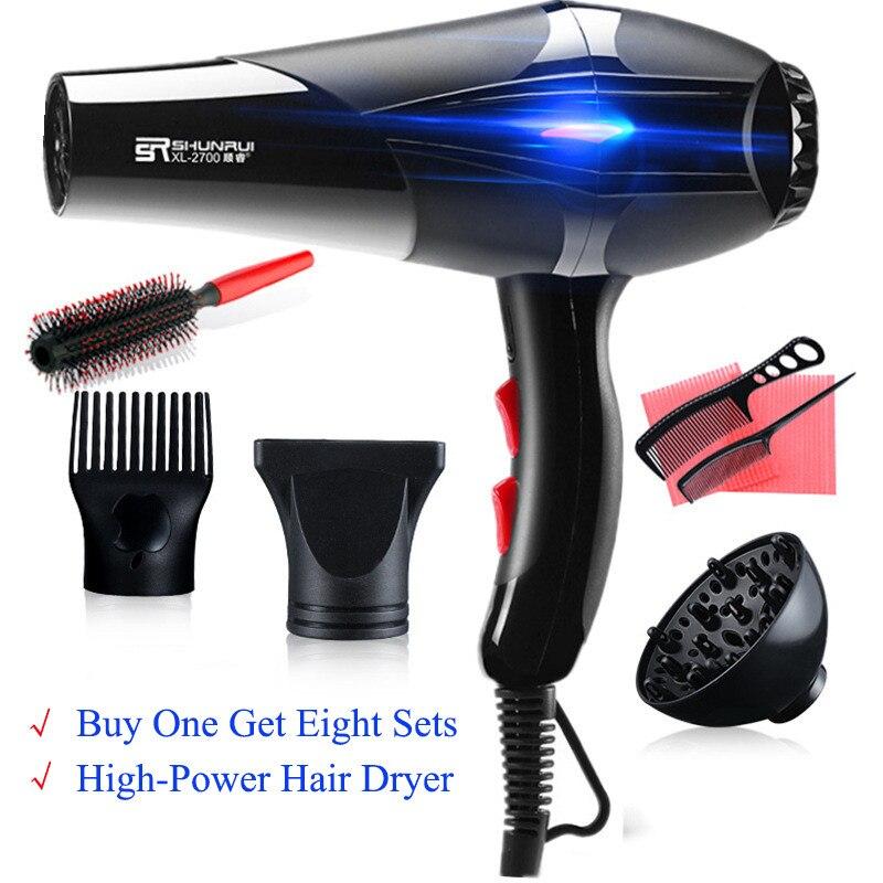 Professional 3200 W Powerful Hair Dryer Hairdresser Hair Dryer Hair Salon Tools 220V Hair Dryer low Hair Dryer Dryer Hair Dryer in Hair Dryers from Home Appliances