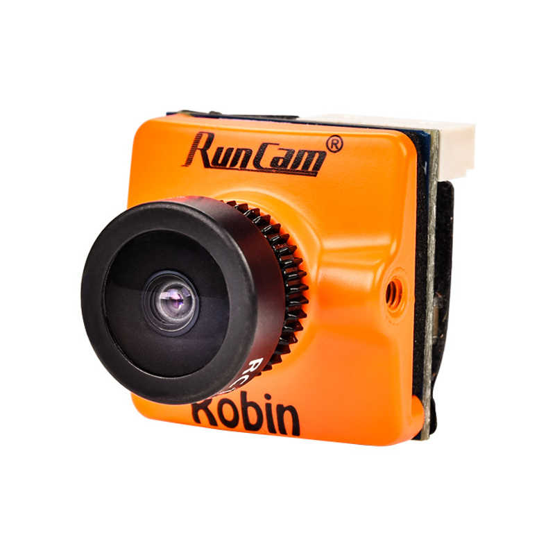"Runcam Robin 700TVL 5-36 в 1/3 ""120dB WDR CMOS NTSC/PAL переключаемая FPV RC камера с объективом 2,1 мм для FPV RC Racing Drone kit"