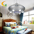 Children Room Bedroom pendant lighting Creative Personality Simple Cartoon Boy Room Led pendant lamp e27