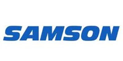 Лого бренда samson из Китая