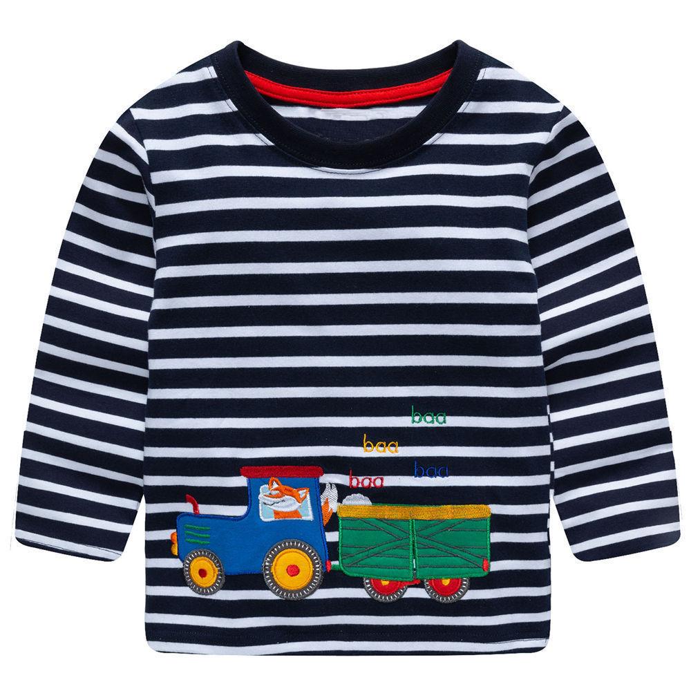LieLiestar Little Boys Cute Antlers Print Long Sleeve Shirt /& Pants Pajamas Set