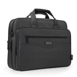Новый бизнес-портфель сумка для ноутбука ткань Оксфорд мульти-функция водонепроницаемые сумки деловые портфели мужские сумки через плечо