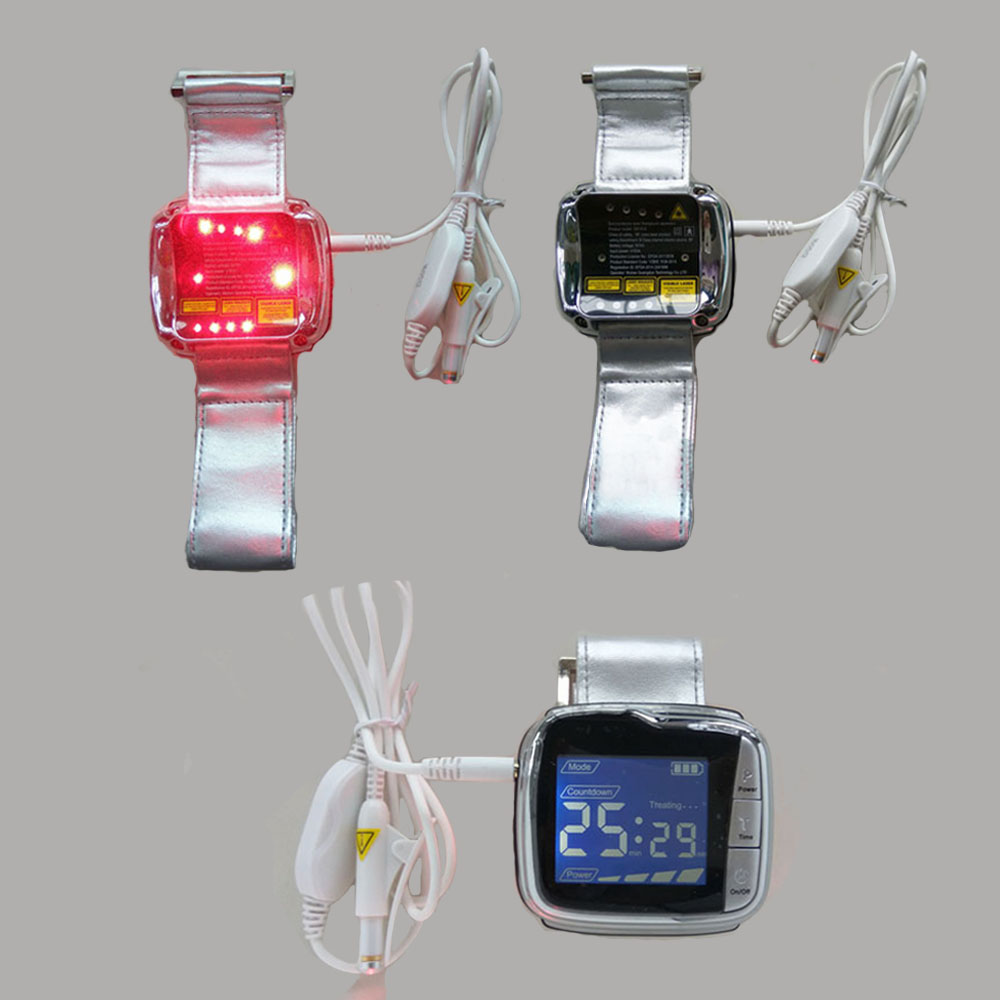 Hypertension Reduce high blood Pressure Therapy Blood Glucose Clean Blood Vessel lllt Red Light Laser Therapy