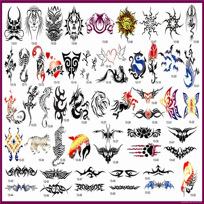 Spray tattoo stencils promotion shop for promotional spray for Spray on tattoo stencils