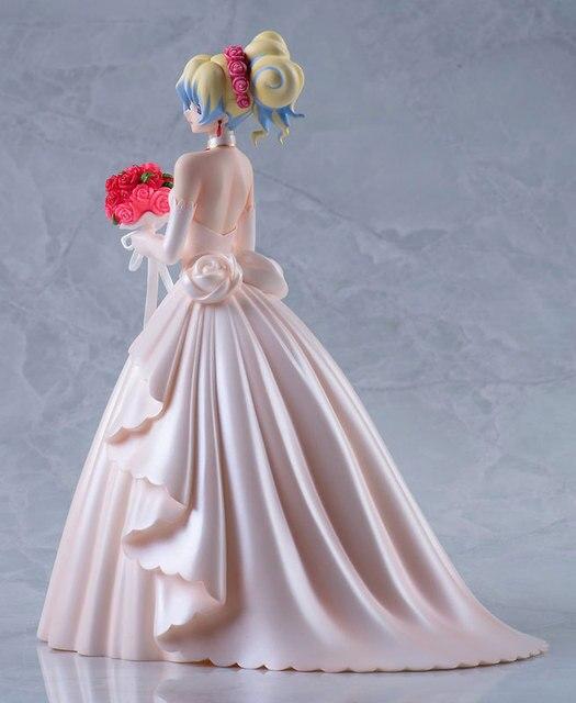Аниме фигурка Ния Тэппелин в свадебном платье Гуррен Лаган 23 см 1