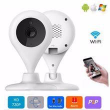 P2P Wireless WIFI IP Camera CCTV HD 720P Network IR Night Vision Security Video
