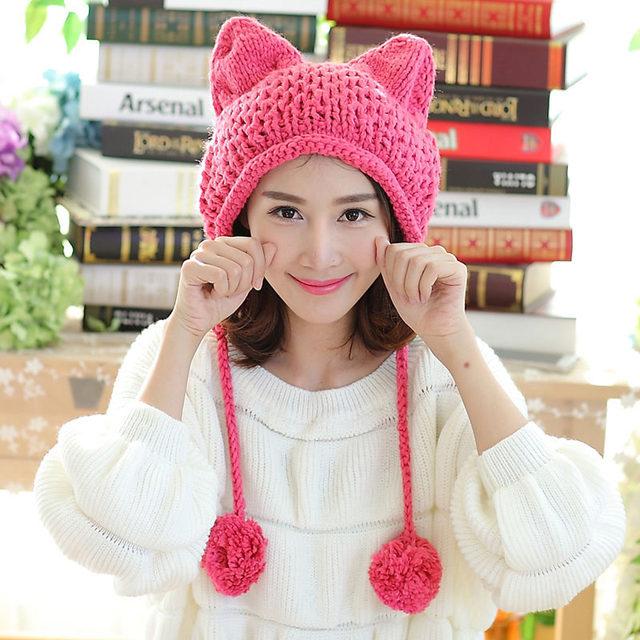 Tienda Online Glaedwine 2017 marca muy lindo Fox orejas oreja de ...