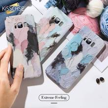 KISSCASE Luminous Painting Phone Case For Xiaomi 9 8 lite Play 5X 5 Plus A1 Oil Funda Redmi Note 7 4X 6 Pro F1