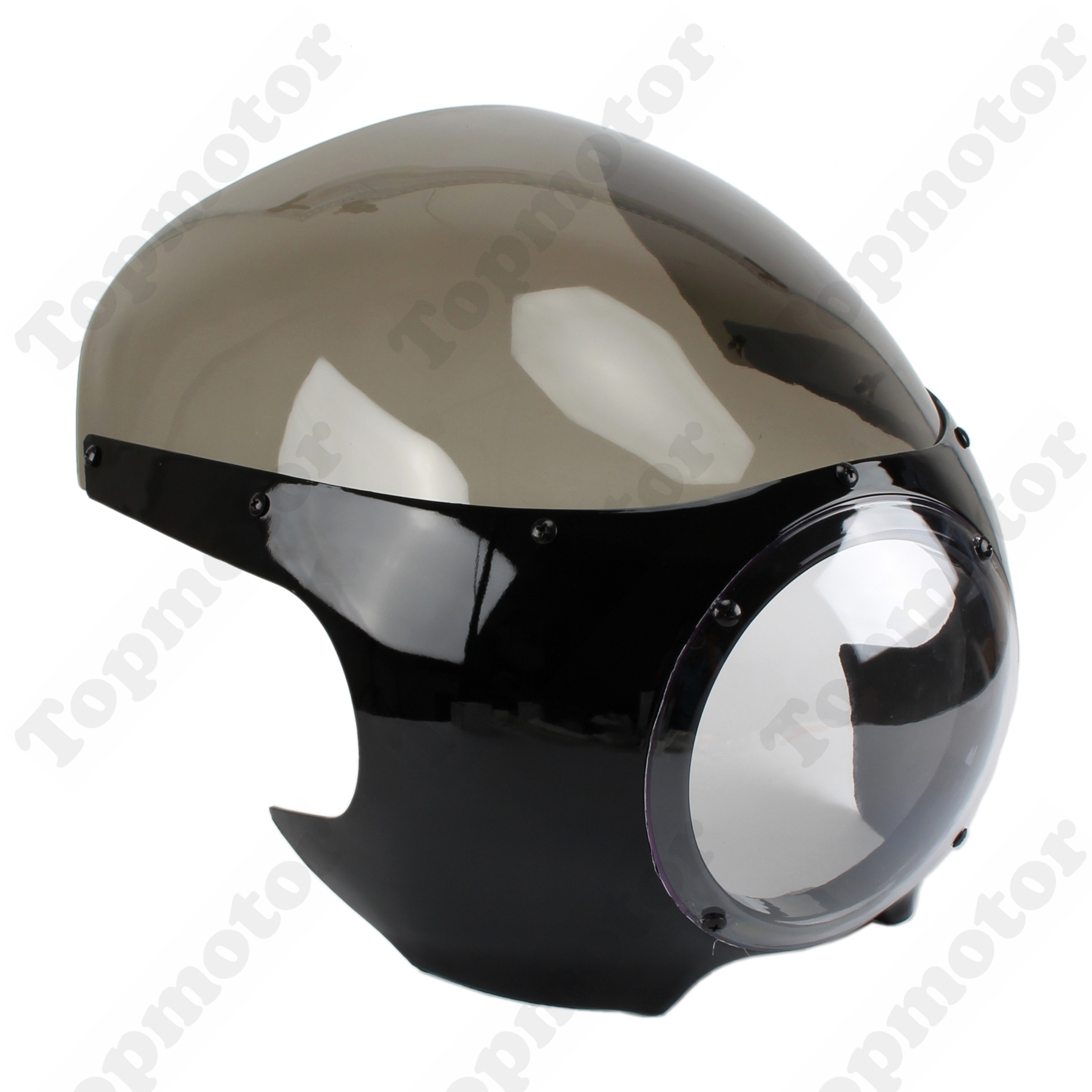 5 3/4 Front Cowl Motorcycle Headlight Fairing Cover Cafe Racer Windscreen For Harley Sportster XL 1200 883 2004-2009 Dyna старгородский бус ладень я г свято русские веды книга велеса издание мррк музеум