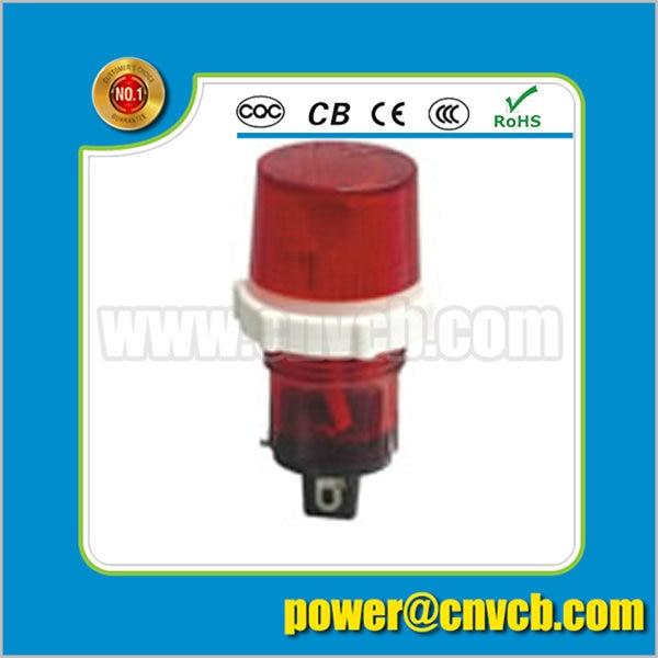 ZS117 15mm pilot lamp indicator light price 12v low volt indicator light