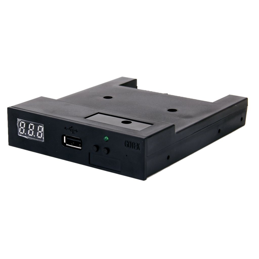 HOT 8X SFR1M44-U100K USB Floppy Drive Emulator for Electronic Organ defort dbc 12