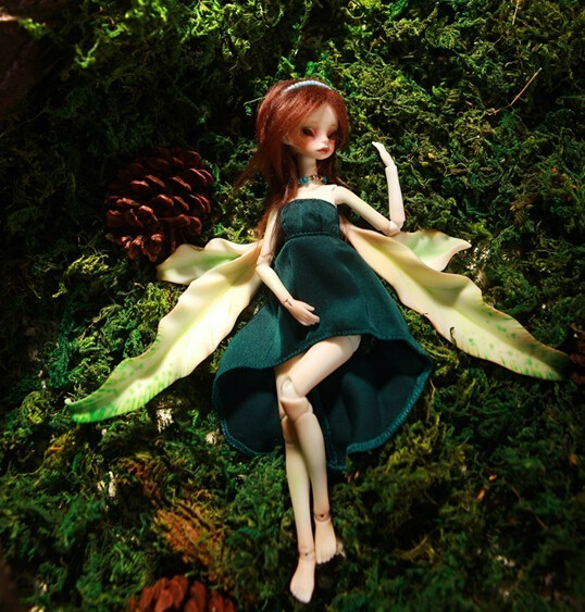 Luodoll DZ 18 series of the girl s body and 18 002 ce Doll Ivy SD