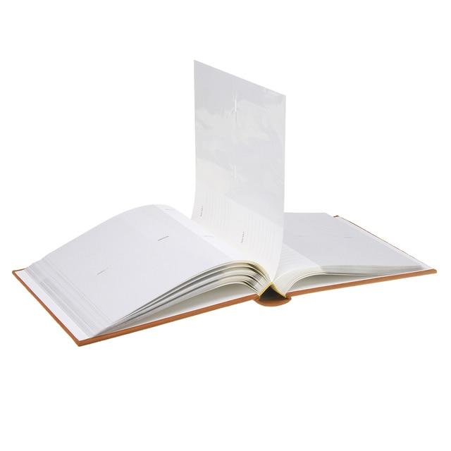 4R 6 200 Pockets Photo Album Family Memory Pictures Storage Hold Case Baby Wedding Graduation Commemorative Album Scrapbook