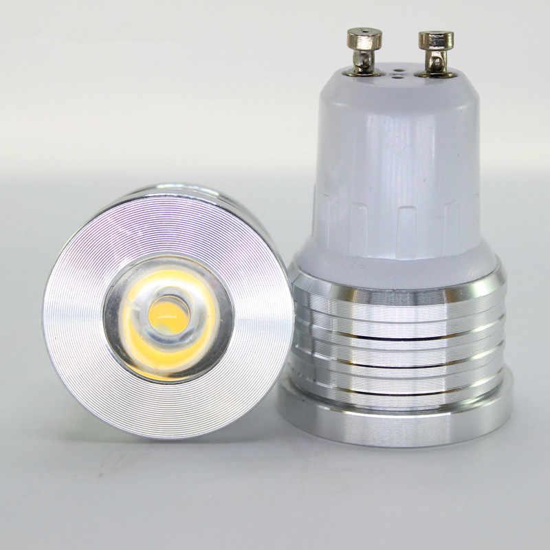 Светодиодный точечный светильник лампа 3W 220V GU10 MR11 12V AC DC мини прожектор led с