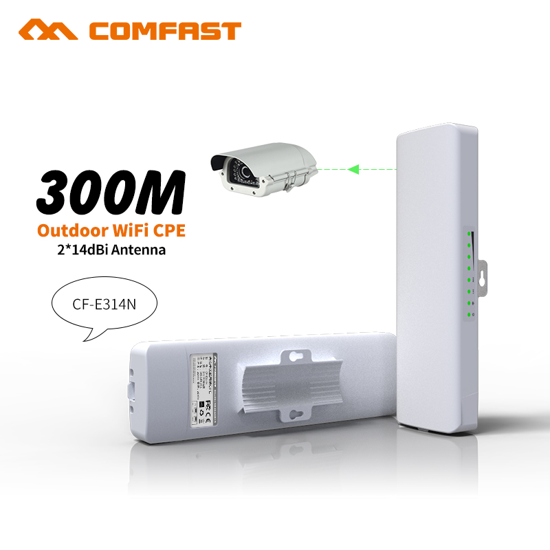 300Mbps outdoor wi-fi Access Point CPE for long range transmission and receiving comfast wireless bridge range extender repeater vishal polara and pooja bhatt effect of node density and transmission range on zrp
