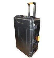 Инструмент случае tollbox ударопрочный герметичный водонепроницаемый сейф пустой корпус 813x528x310 мм безопасности инструмент оборудование, тележки инструмент случае