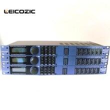 Leicozic стойки PA 260 3in6out драйвер стойки professional аудио процессор громкоговоритель управление системы Оригинальное программное обеспечение pro аудио
