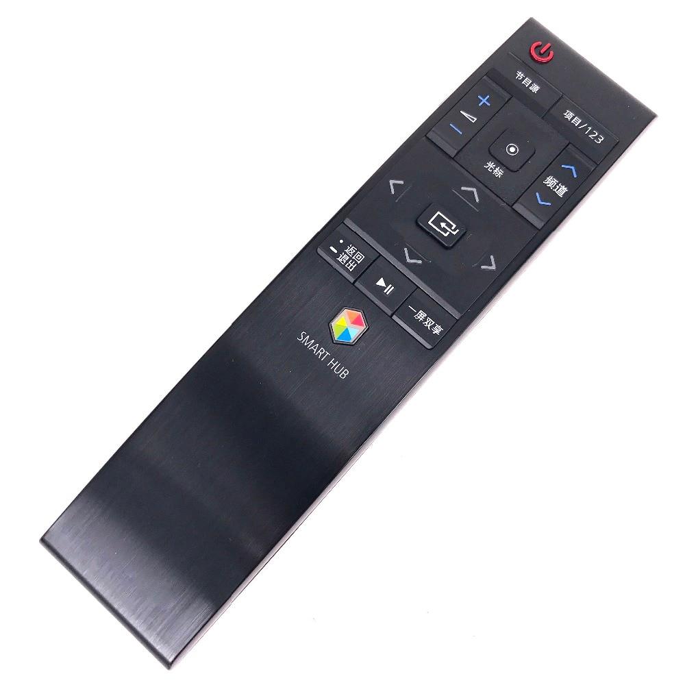 NEW Original remote control For SAMSUNG SMART TV BN59-01220G used original aa59 00759a for samsung smart touch audio sound tv remote control tm 1390 aa5900759a rmctpf1ap1 fernbedienung