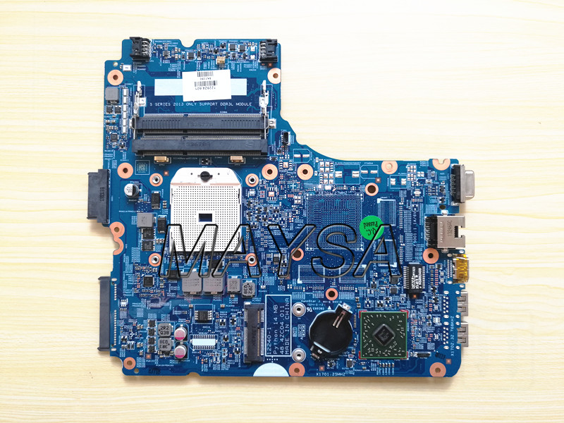 722824-001 722824-501 Laptop motherboard Fit For HP ProBook 445 G1 Series Notebook PC mainboard . 100% fully Tested! 744010 601 744010 501 for hp 640 g1 650 g1 laptop motherboard 744010 001 6050a2566402 mb a04 qm87 hd8750m mainboard 100% tested