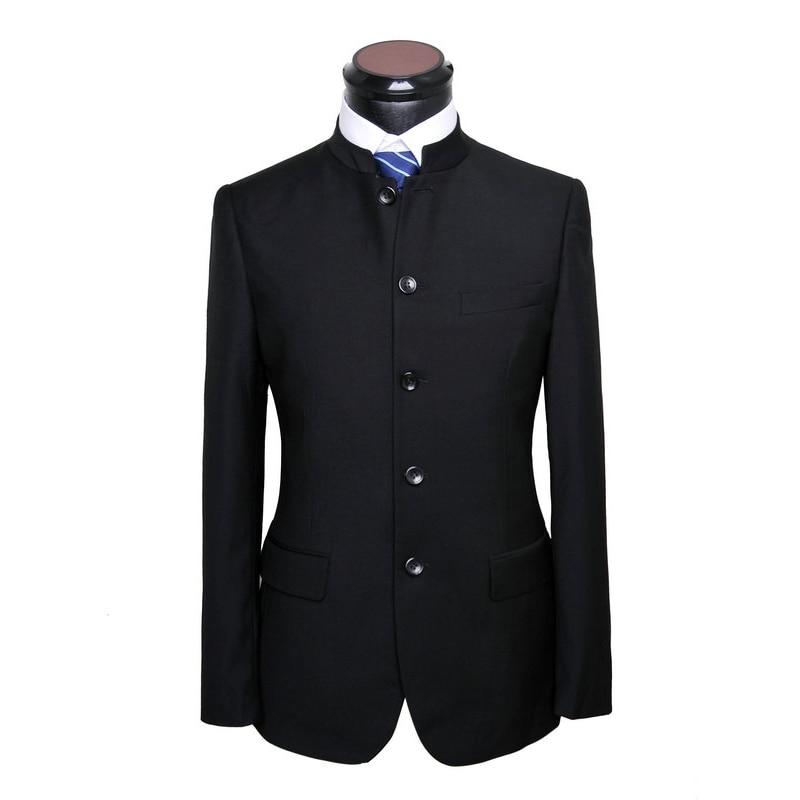 Botonadura-Singel-2-piezas-hombre-de-lujo-trajes-chaqueta-pantalones-vestido-Formal-hombres-traje-smokinges-del.jpg c19729bbd33