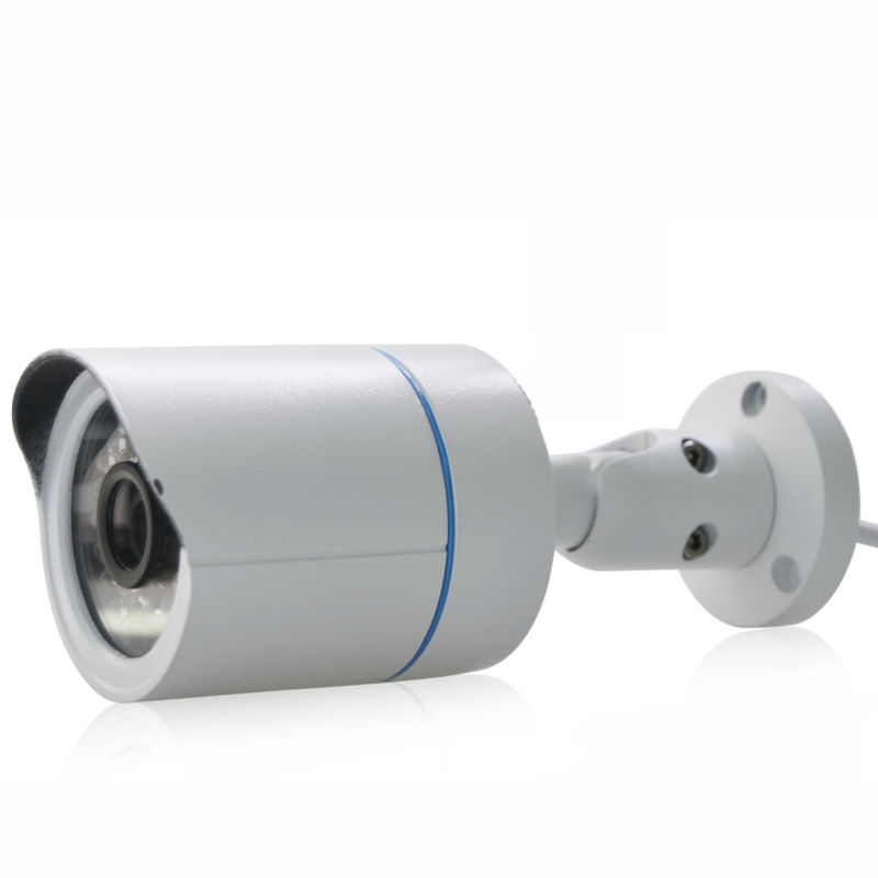 ФОТО AHD CCTV security surveillance Camera with 1.0 Megapixels CMOS Sensor 2.8mm lens waterproof outdoor IR cut IR Night Vision 00411
