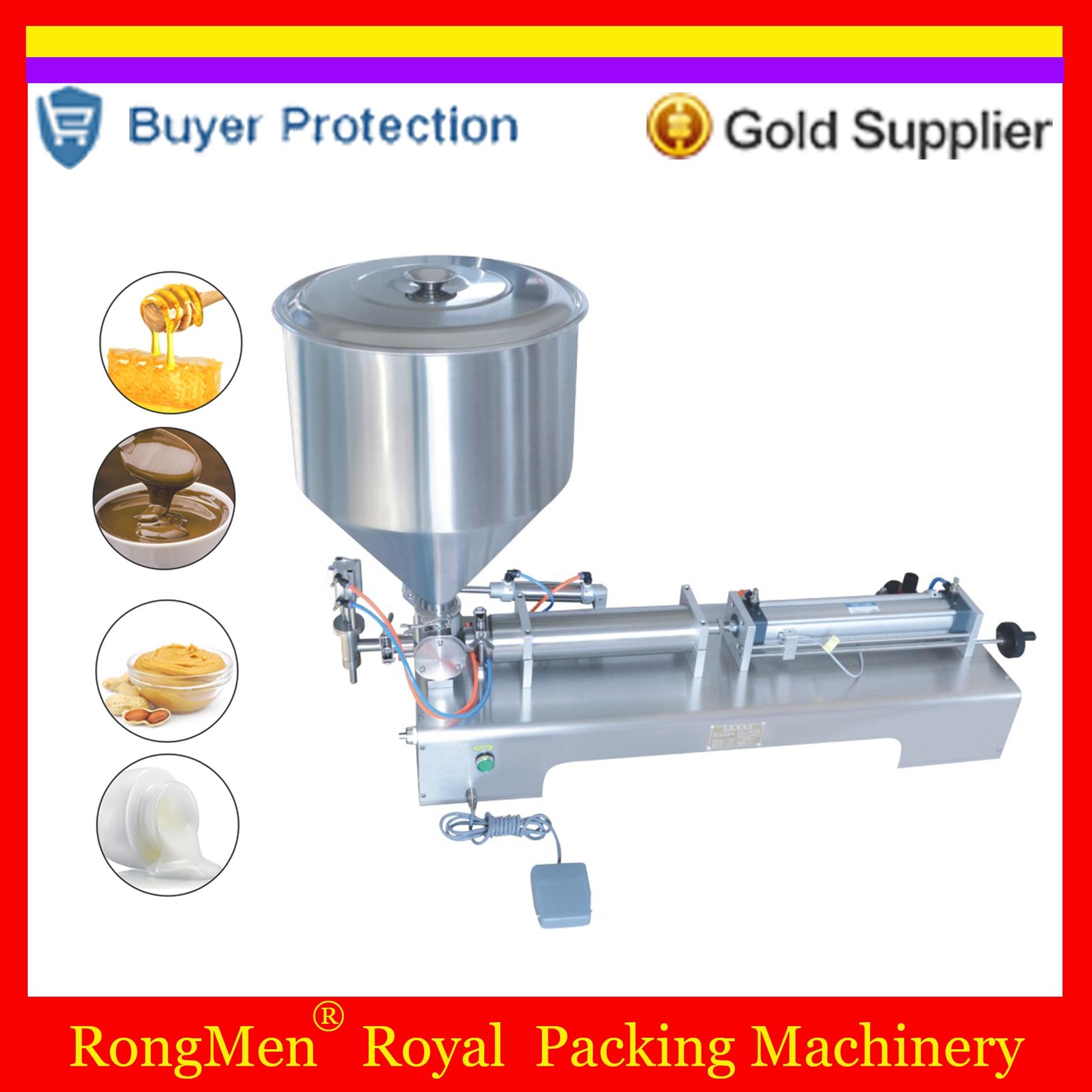 RONGMEN 500ml Shampoo Lotion Cream Yoghourt Honey Juice