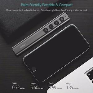 Image 5 - عرض الفرس مقدم لاسلكي مؤشر N35 RF 2.4GHz باور بوينت الشريحة المتقدم USB التحكم عن بعد الوجه القلم باور بوينت