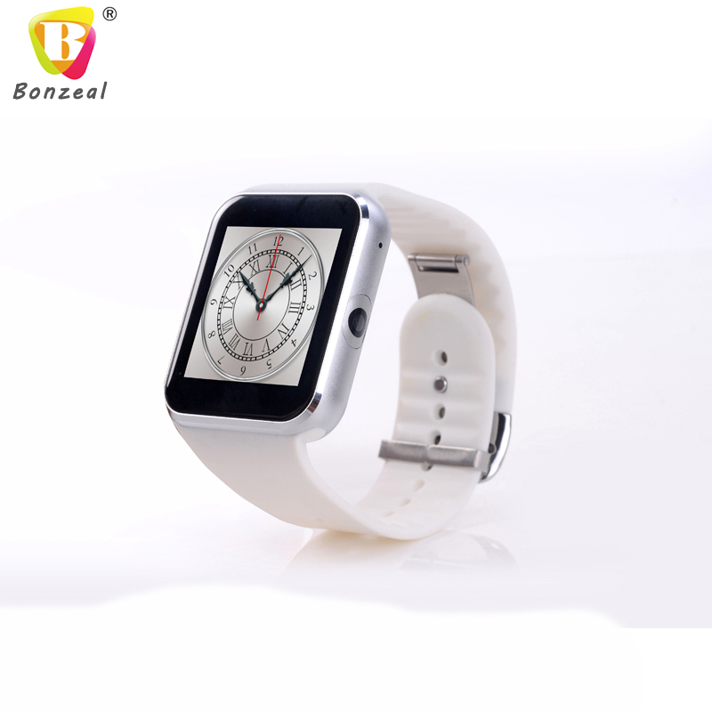 K6 Heart Rate Sensor Monitor Meter Smart Watch with bluetooth 4.0 for ISO iPhone 6 Android Samsung Gear 2 HTCreloj inteligente