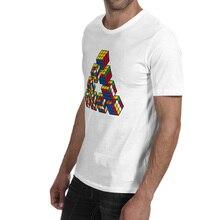 Rubik's Cube Formula geek men's t-shirt