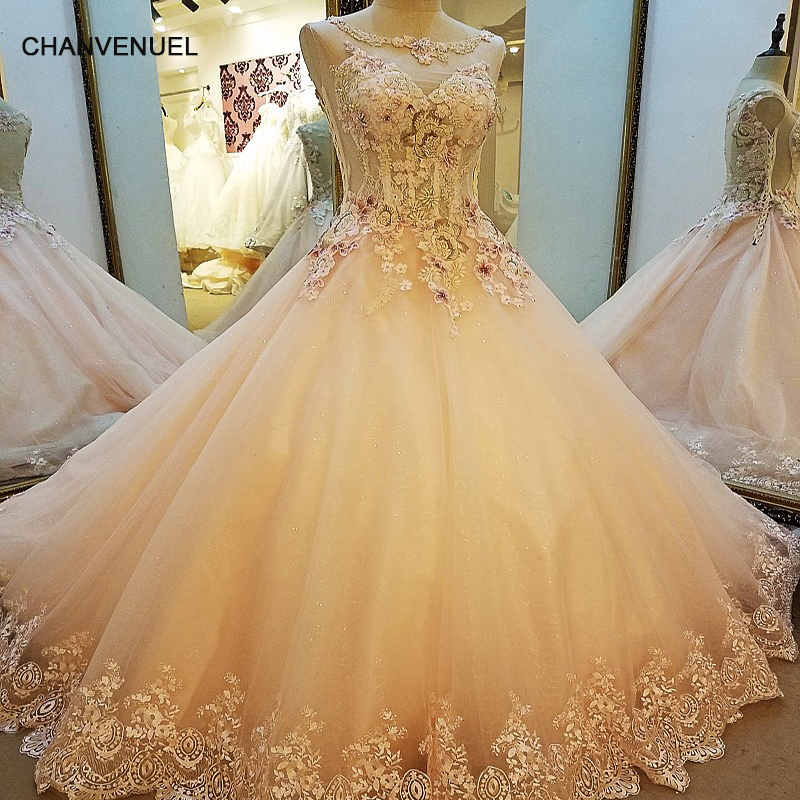 37db2cd8f8 LS85348 Latest Party Gowns Designs Abendkleider Lang Lace Ball Gown Sexy  See Through Back Evening Gowns Dresses Long Real Photos