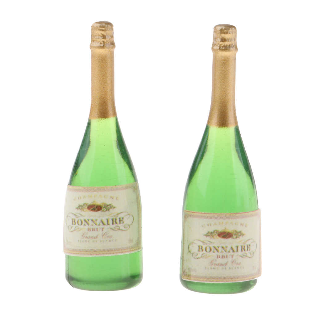Dollhouse Miniature Champagne on Ice 1:12 Scale