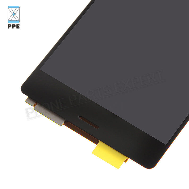 Sony Xperia Z3 LCD & Digitizer Assembly - black (5)